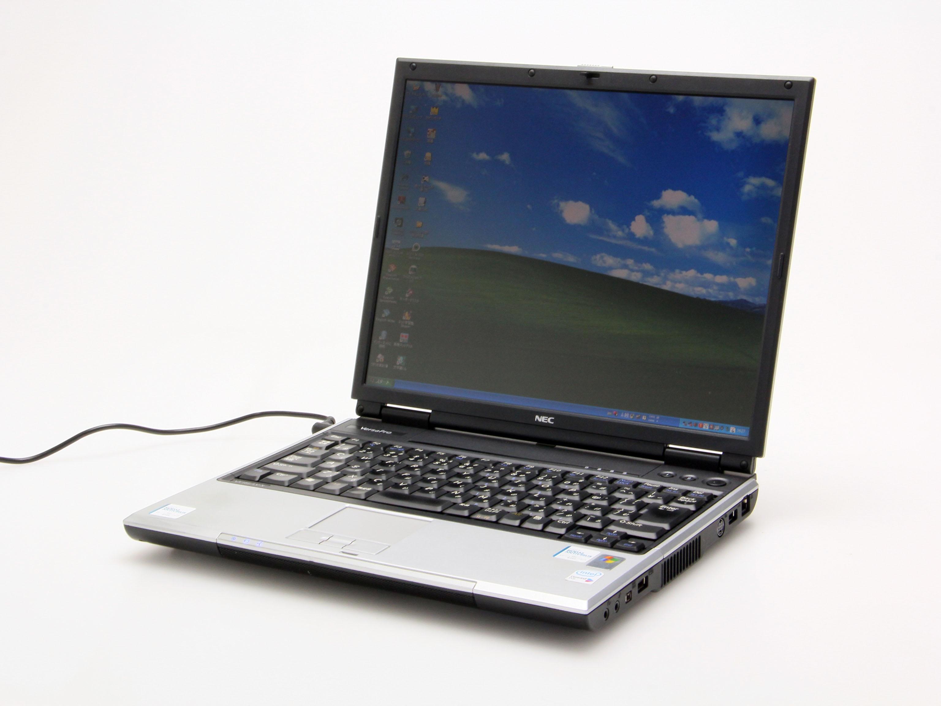 訳有品】 NEC Versapro VY16E/LV-X 【訳有品】 CPU:Core Duo 1.60GHz